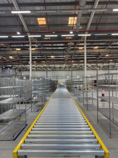Lödige Industries completes delivery of state-of-the-art automation system for e-commerce distribution centre in Dubai
