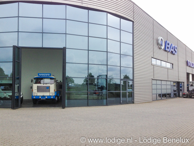 New Goods Only Lift SHERPA for BAS Volvo in Veghel
