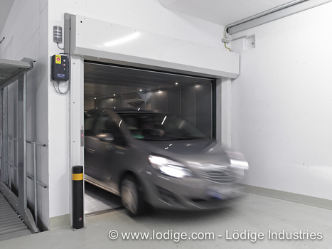 [Translate to English - USA:] car lift in Koenigstein