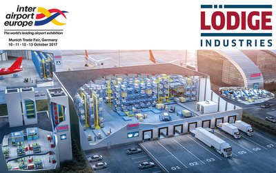 Lödige Industries exhibiting at the inter airport 2017