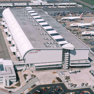 "British Airways ""World Cargo Centre"" Terminal (LHR) wird fertiggestellt."