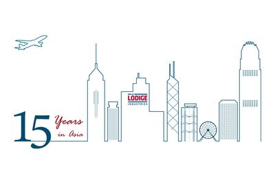 Lödige Industries' Hong Kong subsidiary celebrates its 15th Anniversary