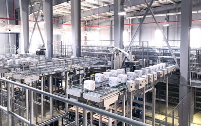 Lödige Industries supports SPIMACO's largest pharmaceutical plant in Saudi Arabia