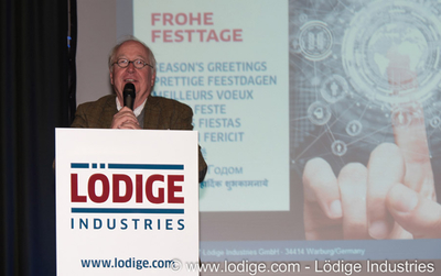 Lödige Industries celebrates successful 2017, looks to positive 2018