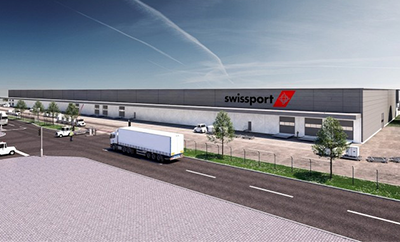 Lödige Industries to deliver Swissport cargo handling system for Frankfurt Cargo City Süd